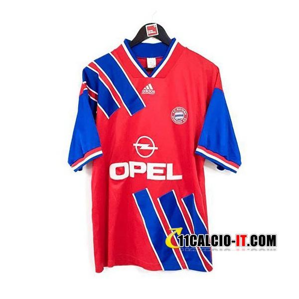 Maglia Calcio Bayern Monaco Retro Prima 1993/1995
