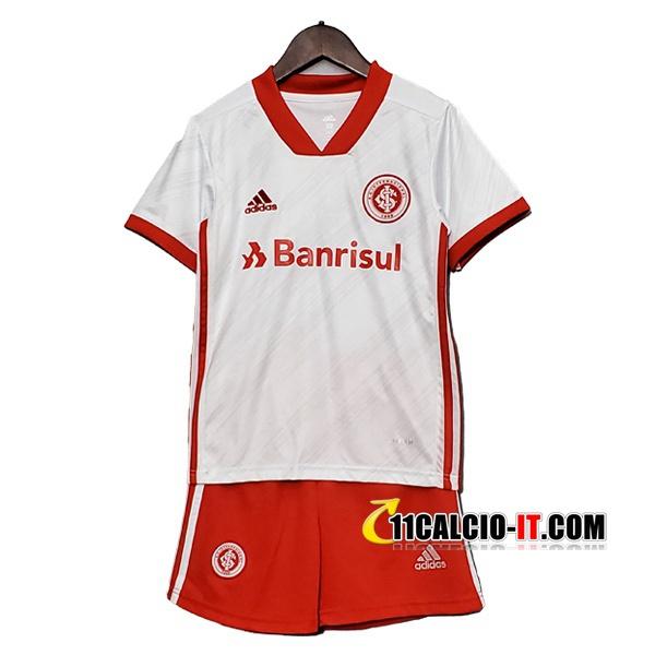 Nuove Maglia Calcio SC Internacional Bambino Seconda 2020/21 ...