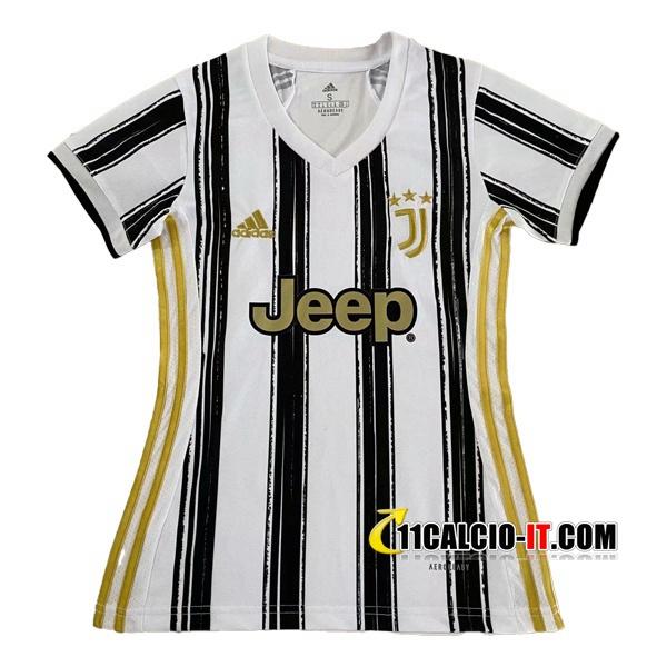 Nuove Maglia Calcio Juventus Donna Prima 2020/21 | Tailandia