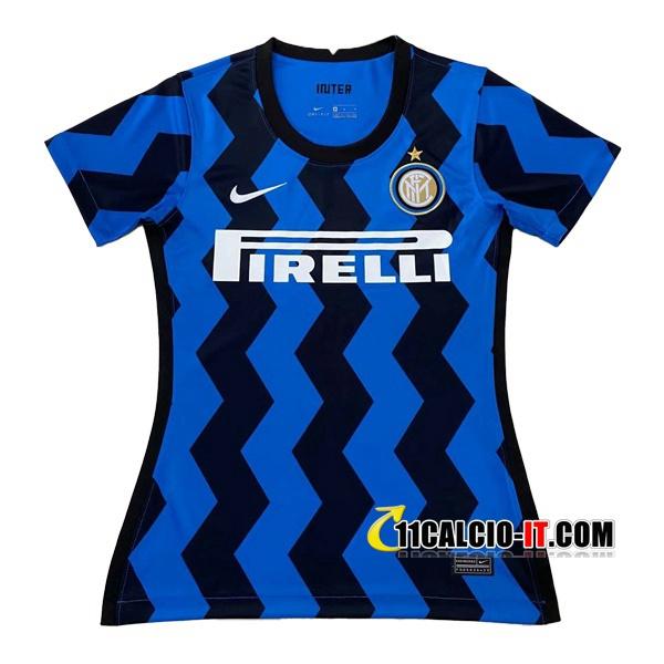 Nuove Maglia Calcio Inter Milan Donna Prima 2020/21 | Tailandia
