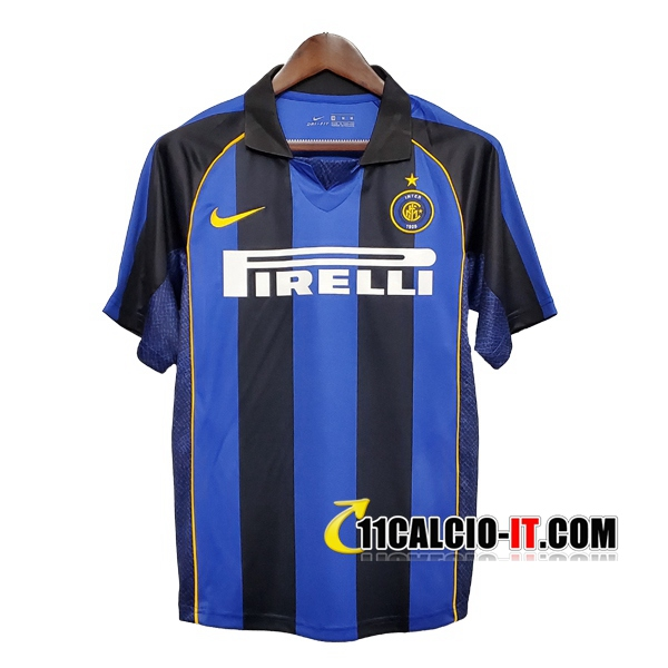 Maglia Calcio Inter Milan Retro Prima 1997/1998