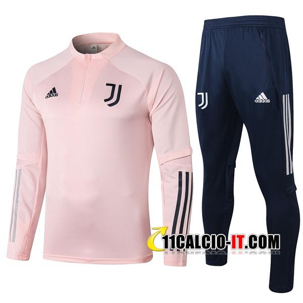 Nuove Tuta Calcio Juventus Rosa 2020-2021 | 11calcio-it