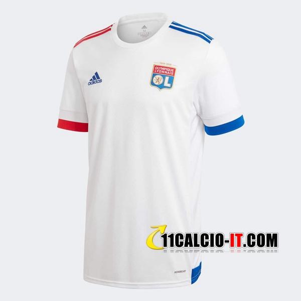 Nuove Maglia Calcio Lyon OL Prima 2020/21   Tailandia