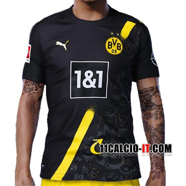 Nuove Maglia Calcio Dortmund BVB Seconda 2020/21   Tailandia
