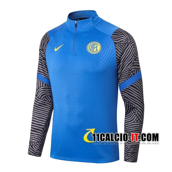 Nuove Felpa da training Inter Milan Blu 2020/21 | Tailandia