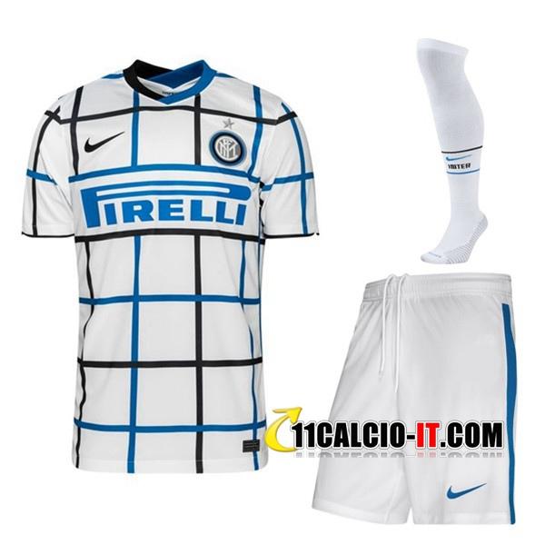 Nuove Kit Maglia Inter Milan Seconda (Pantaloncini Calzini) 2020 ...