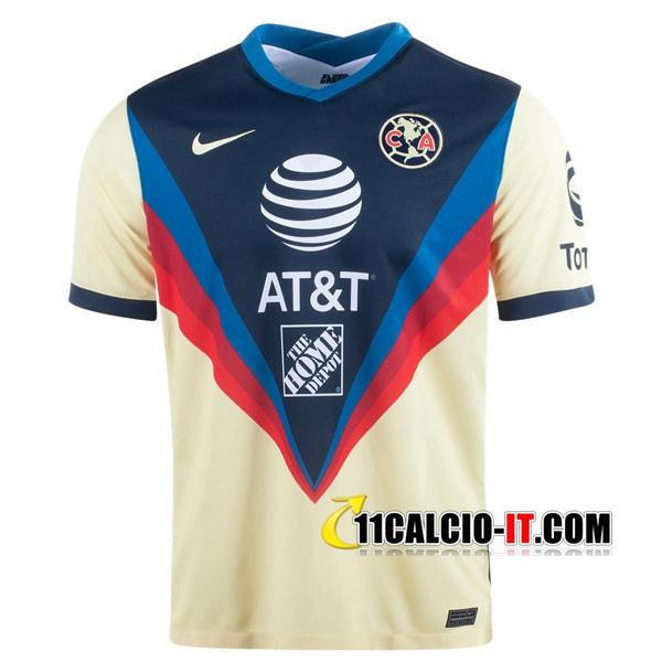 Nuove Maglia Calcio Club America Prima 2020/21 | Tailandia