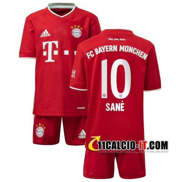 Nuove Maglia Calcio Bayern Monaco (San閼?10) Bambino Prima 2020/21 ...