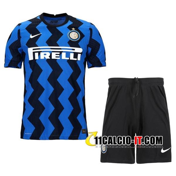 Nuove Kit Maglia Inter Milan Prima Pantaloncini 2020/21 | Tailandia