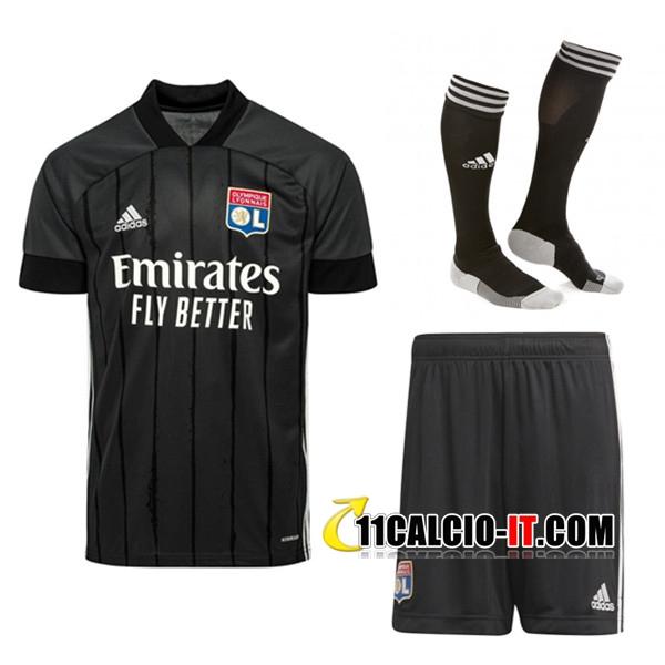 Kit Personalizza Maglia Calcio Lyon OL Prima (Pantaloncini ...