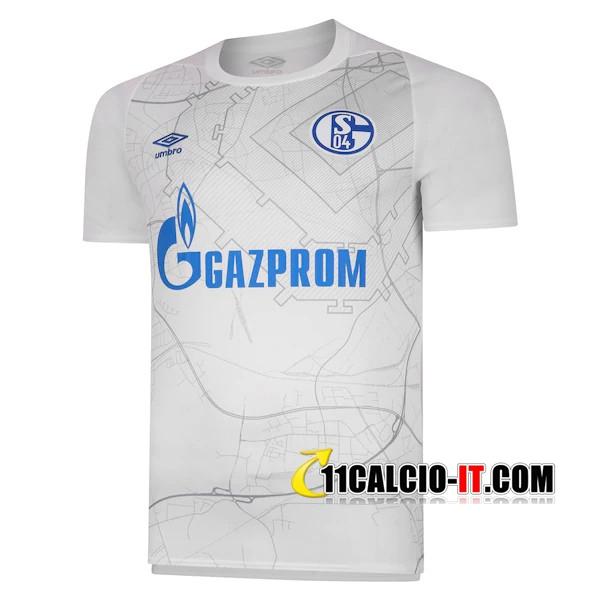 Nuove Seconda Maglia Schalke 04 2017/18 | personalizzare
