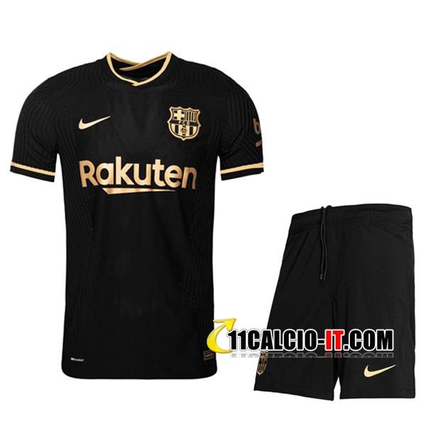Kit Maglia Calcio FC Barcellona Seconda Pantaloncini 2020/21 ...