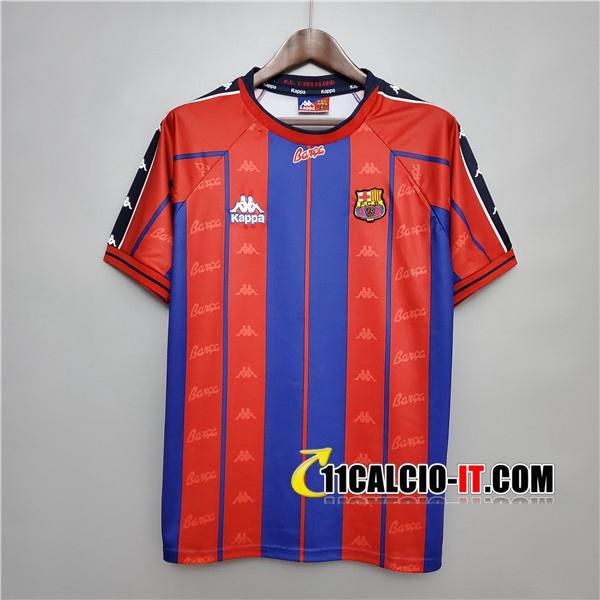 Maglia Calcio FC Barcellona Retro Prima 1992/1995