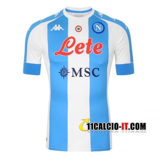 Maglia Calcio SSC Napoli Gara Special 2020/2021 Crea Maglia Calcio ...